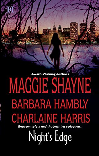 Barbara Hambly, Maggie Shayne & Charlaine Harris, Nights Edge