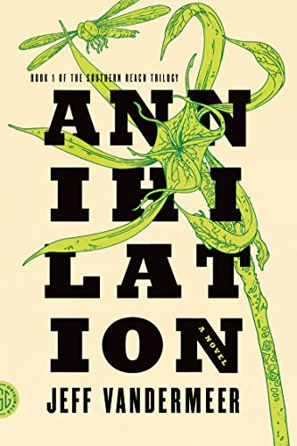 Annihilation US cover