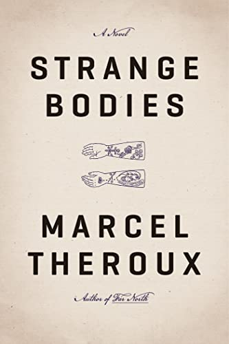 Strange Bodies US cover