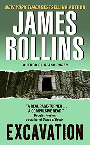 James Rollins, Excavation