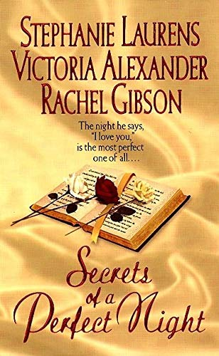 Stephanie Laurens,Victoria Alexander, Secrets of a Perfect Night