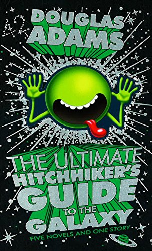 The Ultimate Hitchhiker's Guide The Ultimate Hitchhiker's Guide Leather EXPT-PROP-International