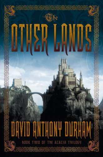 The Other Lands, UK cover