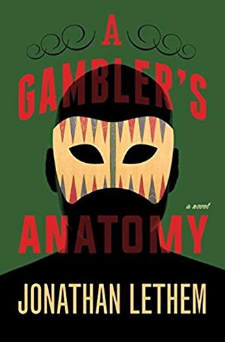 Gambler's Anatomy US cover