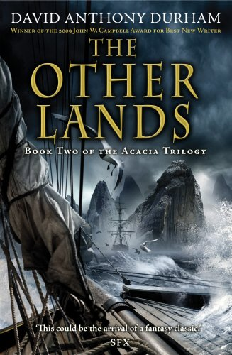 The Other Lands, US cover