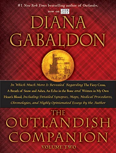 The Outlandish Companion Volume Two par Diana Gabaldon