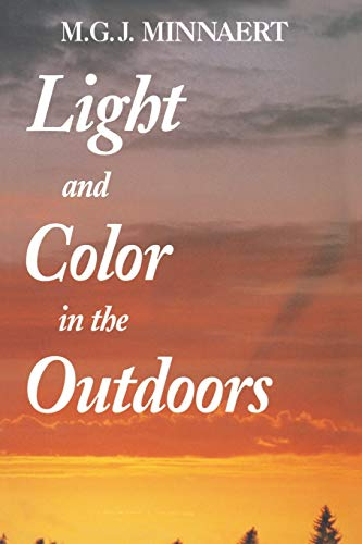 Light and Color in the Outdoors par Marcel Minnaert