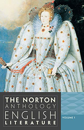 The Norton Anthology of English Literature 9e V 1