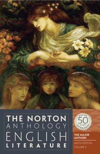 The Norton Anthology of English Literature 9e – The Major Authors Vol 2