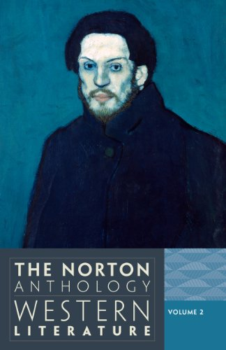 The Norton Anthology of Western Literature 9e V2