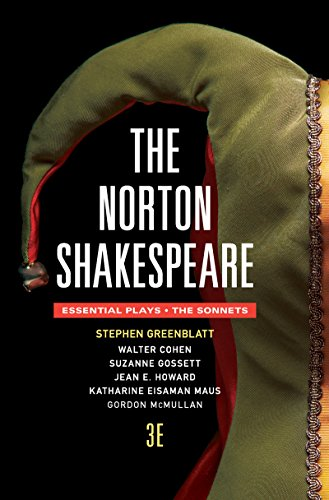 The Norton Shakespeare – Essential Plays/Sonnets 3e