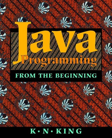 Java Programming – From the Beginning