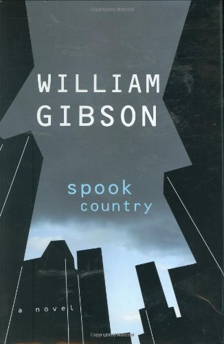 Spook Country, US cover