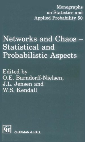 Networks and Chaos - Statistical and Probabilistic Aspects