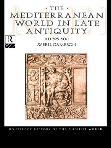 Cover of The Mediterranean World in Late Antiquity