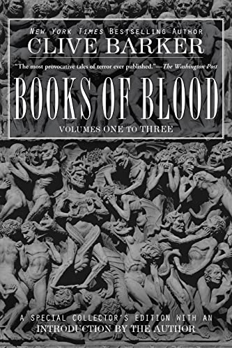 Clive Barker's Books of Blood 1-3