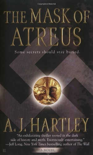 A.J. Hartley, The Mask of Atreus