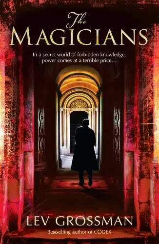 The Magicians, UK cover
