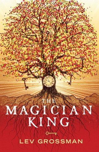 The Magician King UK cover