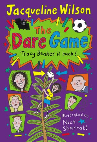 Jacqueline Wilson,Nick Sharratt, The Dare Game