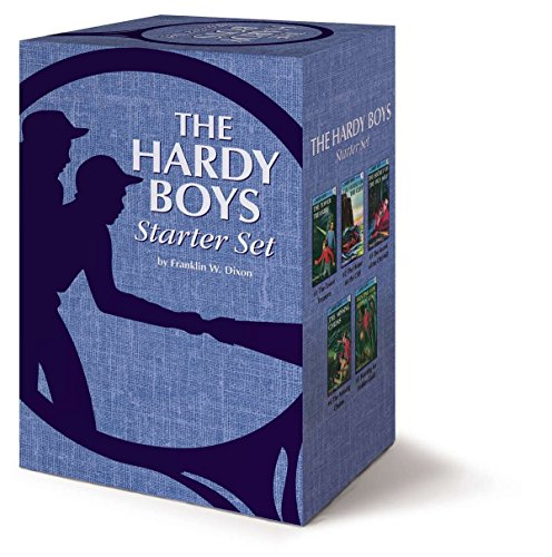 HARDY BOYS STARTER SET, The Hardy Boys Starter Set