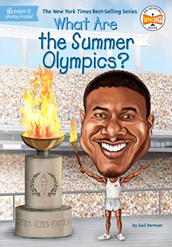 What Are the Summer Olympics? par  Gail Herman, Who HQ