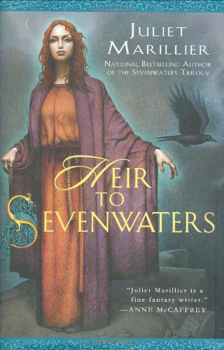 Heir to Sevenwaters, US cover