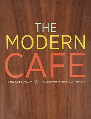 The Modern Cafe/The Visual Food Lover's Guide PDF Books