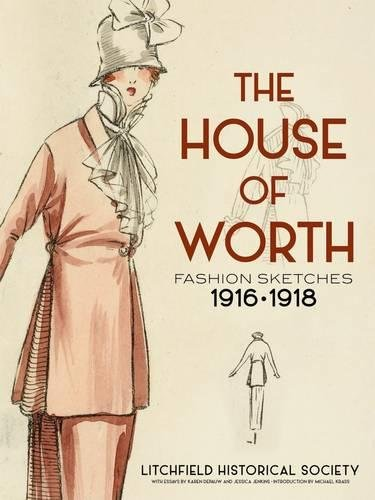 The House of Worth: Fashion Sketches, 1916-1918 par