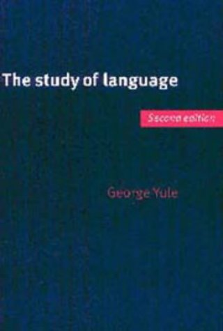 George Yule, The Study of Language