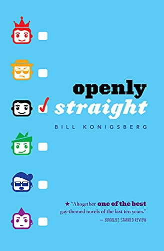 Openly Straight par Bill Konigsberg