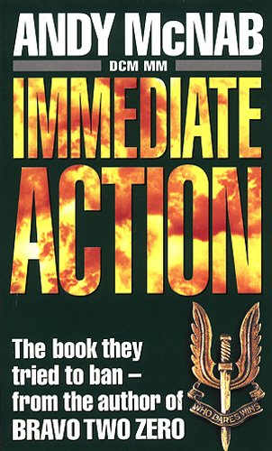 Andy McNab, Immediate Action
