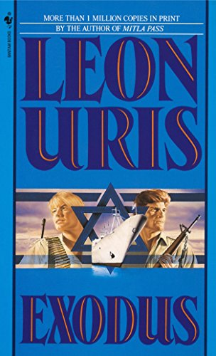Exodus: A Novel of Israel