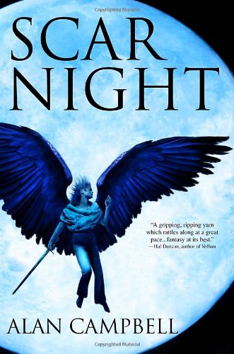 Scar Night US cover