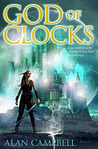 God of Clocks, US cover