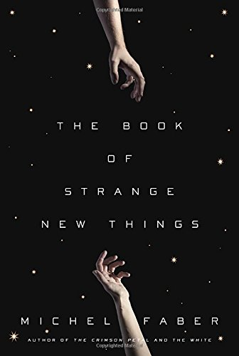 The Book of Strange New Things US cover