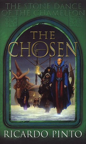 The Chosen UK cover