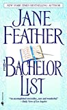 Jane Feather, Bachelor List