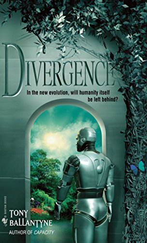 Divergence, US cover