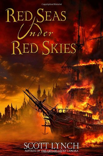 Red Seas Under Red Skies, US cover