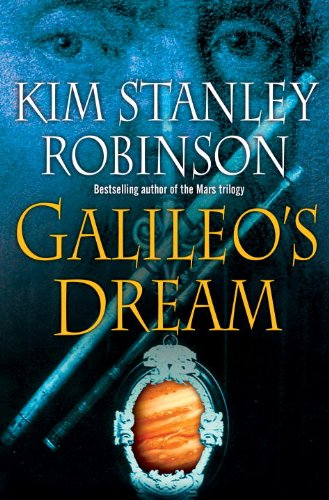 Galileo's Dream, US cover