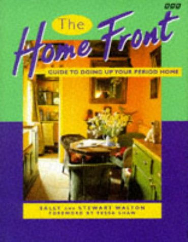 """Home Front"" Guide to Doing Up Your Period Home"