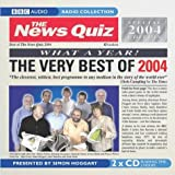 The News Quiz - The Very Best of 2004 (Audio)