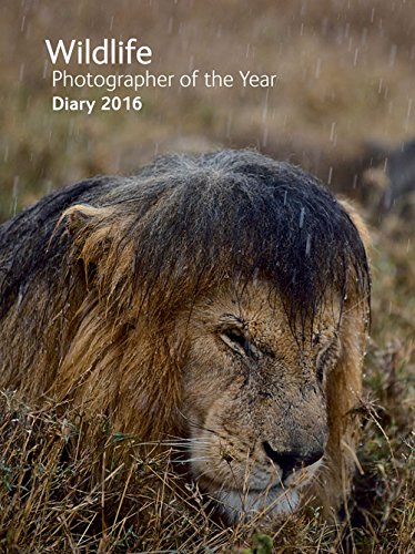 Wildlife Photographer of the Year Desk Diary 2016 PDF Books