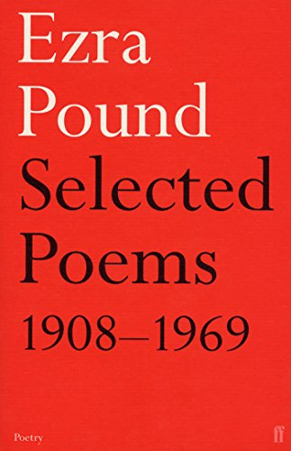 Selected Poems, 1908-1959