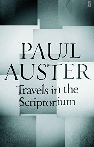 Travels in the Scriptorium, UK cover