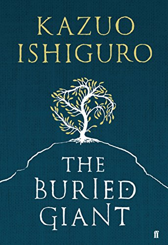 The Buried Giant UK cover