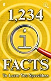 1,234 QI Facts To Leave You Speechless (Book)