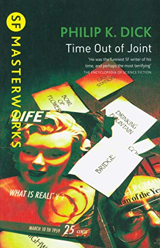 Time Out Of Joint par Philip K. Dick