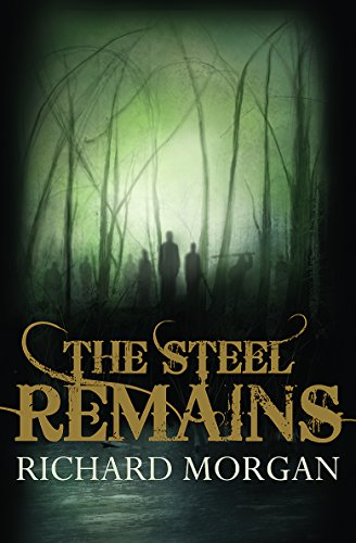 The Steel Remains UK cover